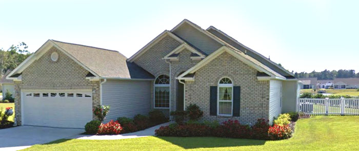 Homes in Pheasant Run in Murrells Inlet