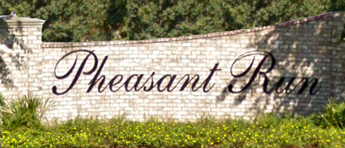 New Homes for Sale in Pheasant Run, Murrells Inlet SC