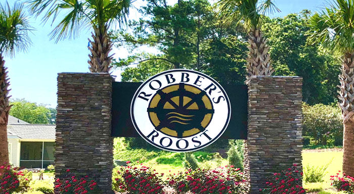 New Homes for Sale in Robbers Roost, North Myrtle Beach