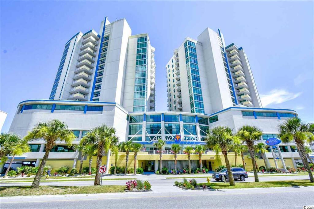 Avista Resort- North Myrtle Beach Condos
