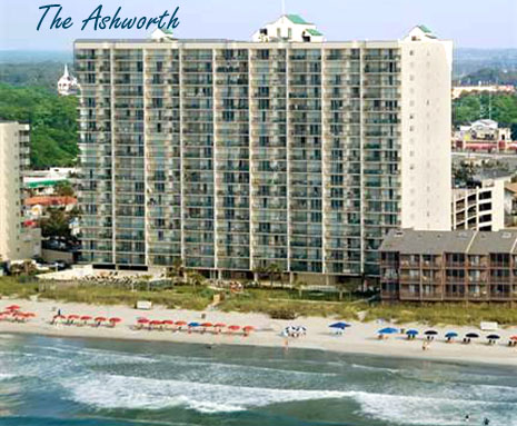 The Ashworth in North Myrtle Beach