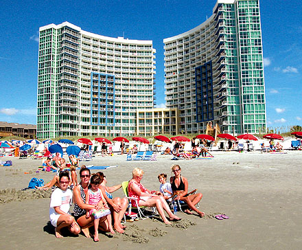 Avista Resort- North Myrtle Beach Condos