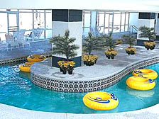 Bay Watch Resort Lazy River