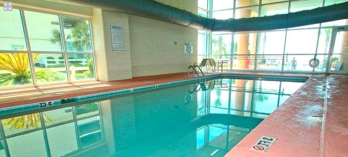 Crescent Keyes Indoor Pool
