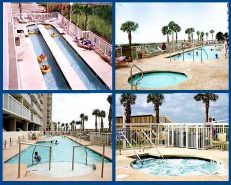 Crescent Shores Myrtle Beach Pools