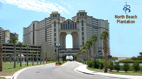 North Beach Plantation Towers Myrtle