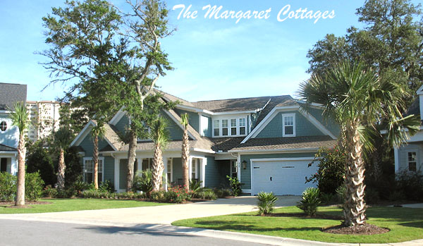 Margaret Cottages in North Beach Plantation