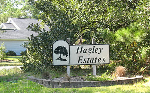 Hagley Estates in Pawleys Island