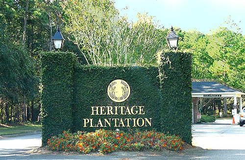 Heritage Plantation Homes for Sale