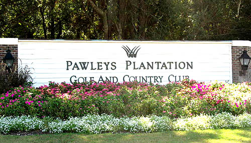Pawleys Plantation Homes For Sale