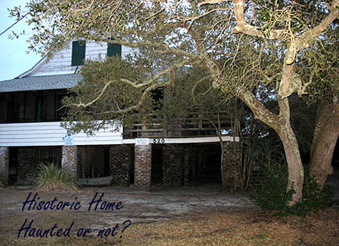 Pawleys Island Historic Home Homes