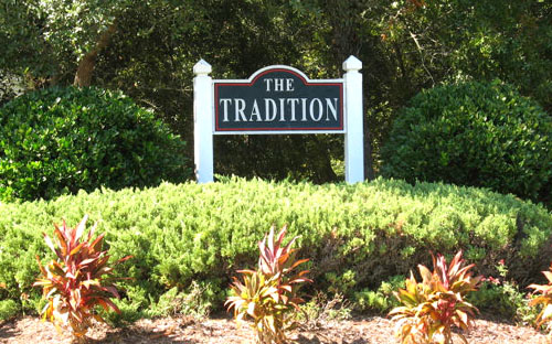 Homes for sale in the Tradition