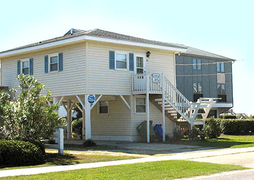 Oceanfront Houses For Rent In Folly Beach Sc