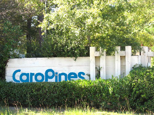 Caropines Homes in Surfside Beach