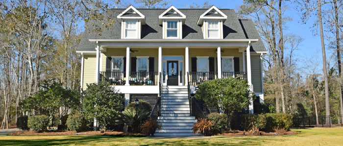 Cypress River Plantation Home