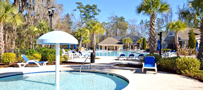 Pool at Cypress River Plantation