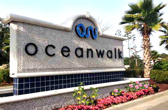 Oceab Walk Homes