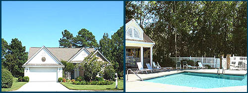 Southwood Homes for Sale in Surfside Beach