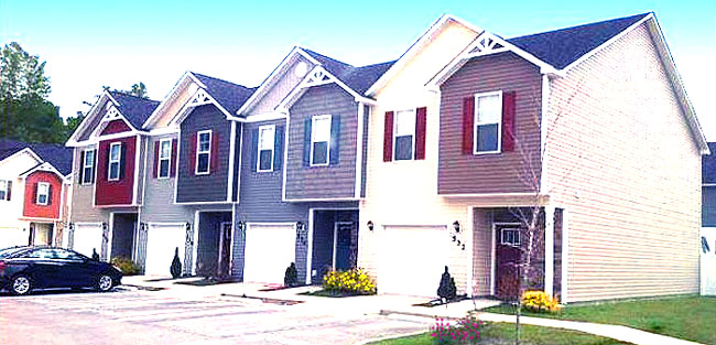 Townhomes in Riverwalk II