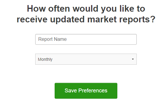 Save Custom Market Report