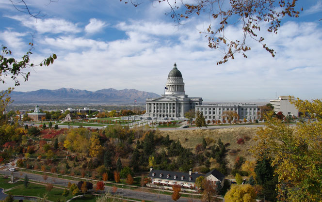 The Top 10 Neighborhoods In Salt Lake City Capitol Hill/Marmalade