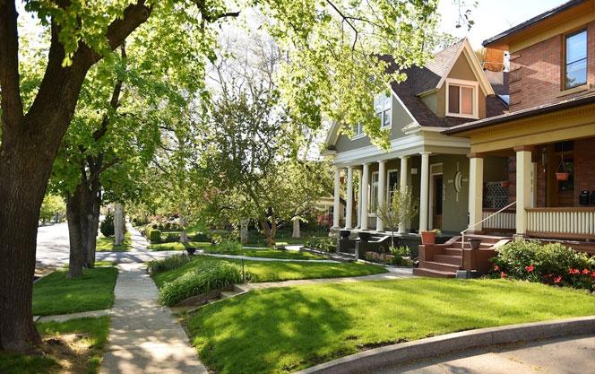 The Top 10 Neighborhoods In Salt Lake City The Avenues