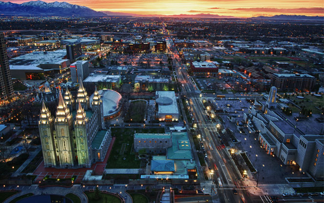 The Top 10 Neighborhoods in Salt Lake City Cover Image