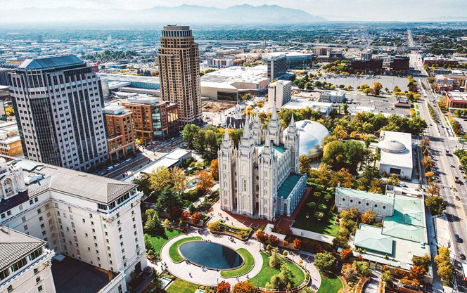 The Ultimate Guide To Living In Salt Lake City, Utah