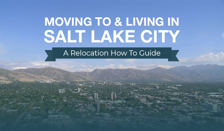 living in salt lake city