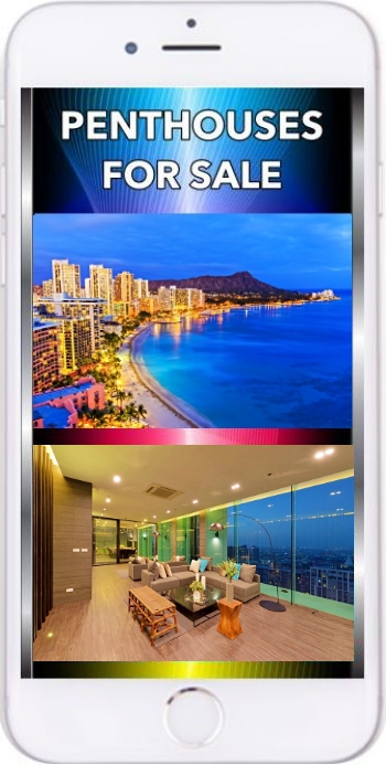 Honolulu penthouses for sale