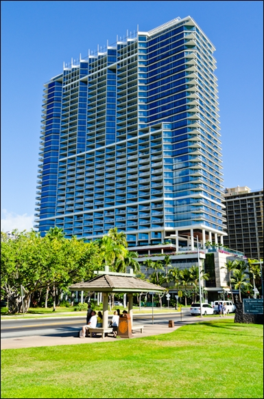 Trump Tower Waikiki Condos For