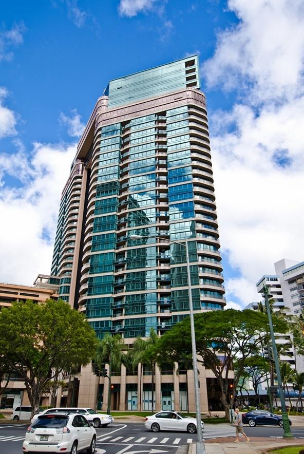 Waikiki Landmark