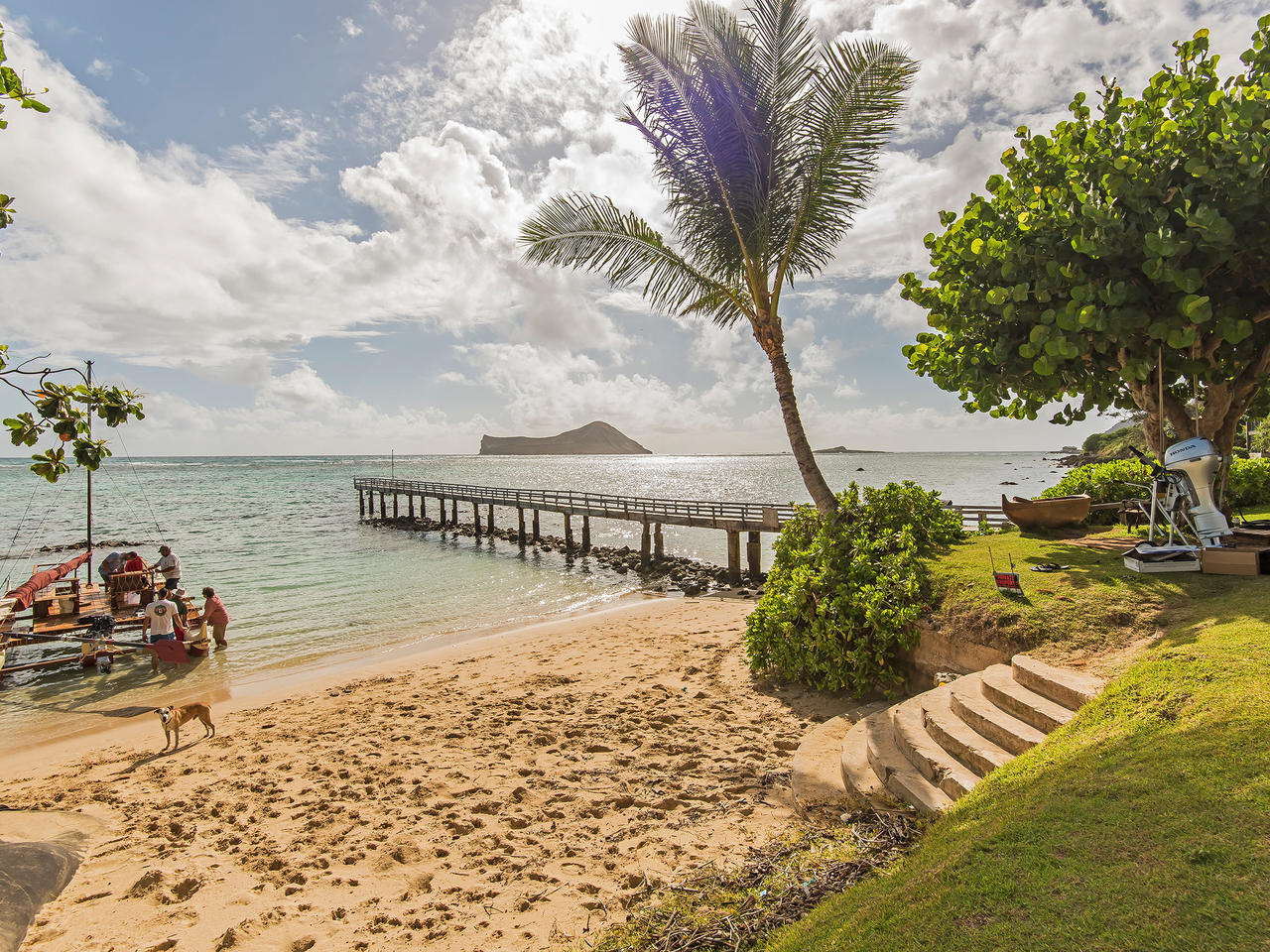 Waimanalo Beachfront for sale