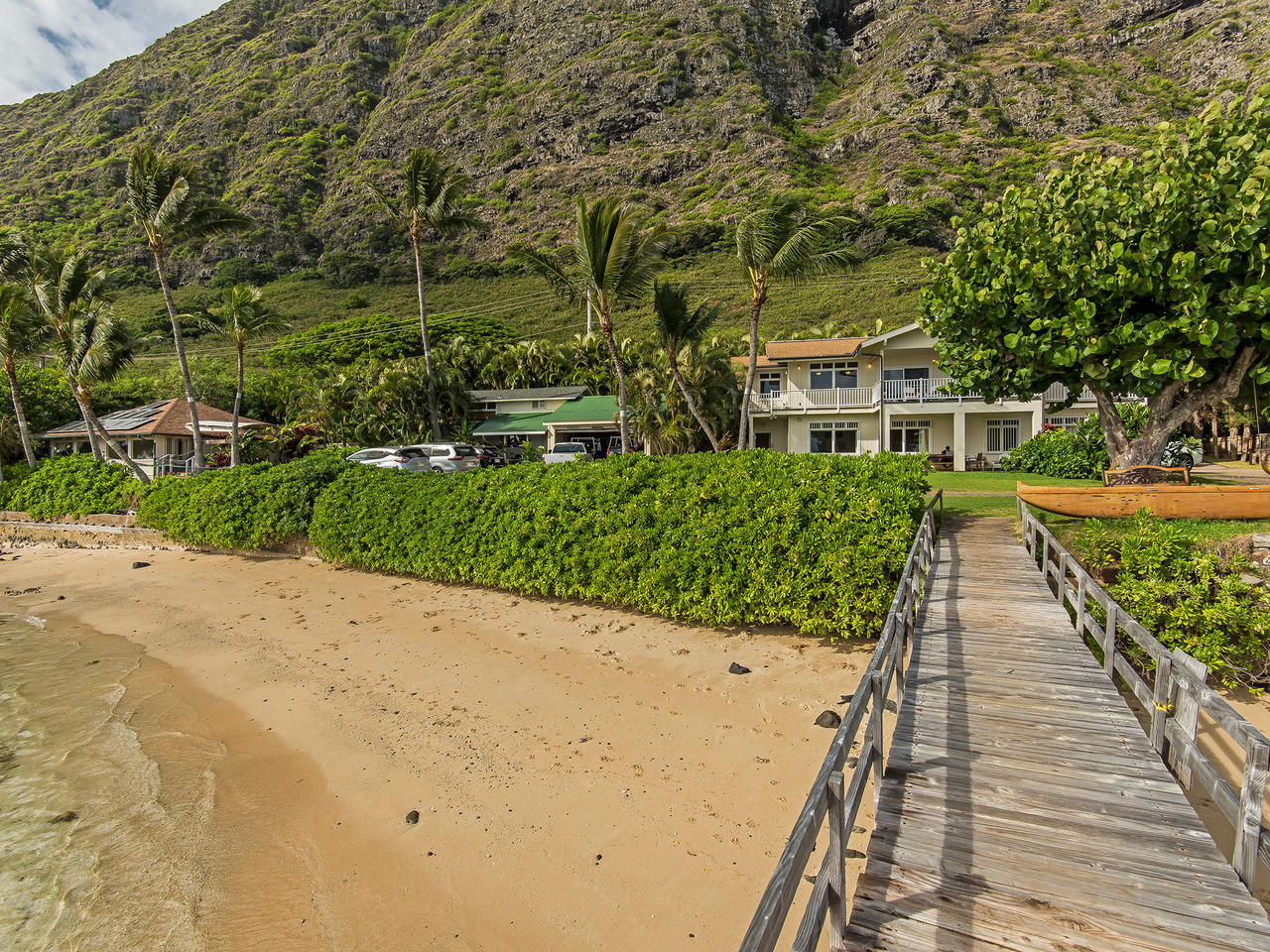 Oahu Beachfront for sale