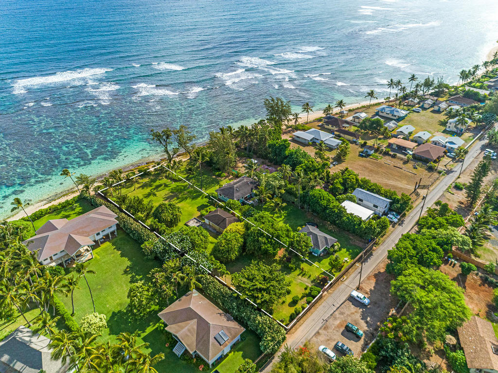 mokuleia beachfront for sale