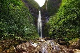 Hanakapiai falls Kauai