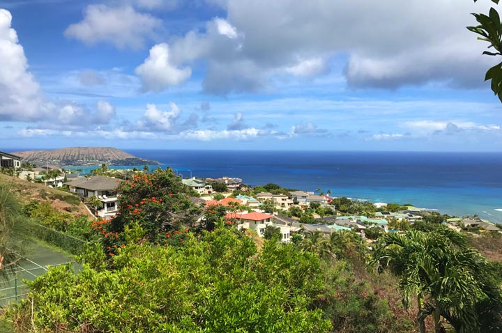 Hawaii Loa Ridge Ocean Views