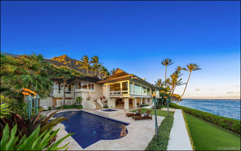 Oahu Luxury Home for sale