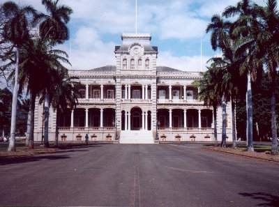 hawaii government building