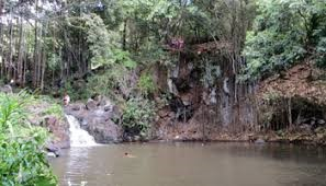 Kapena Falls Hawaii