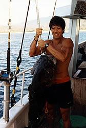 rick sakamoto fishing