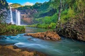 waialua falls hawaii