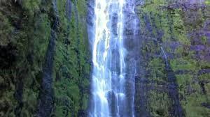 Waimoku falls Hawaii