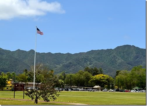 Schofield Barracks Area