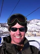 David Skiing in Beaver Creek