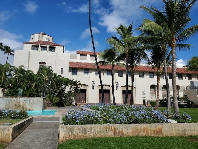 Honolulu Hale Bill 7