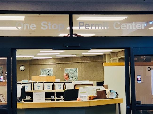 One Stop Permit Center Honolulu