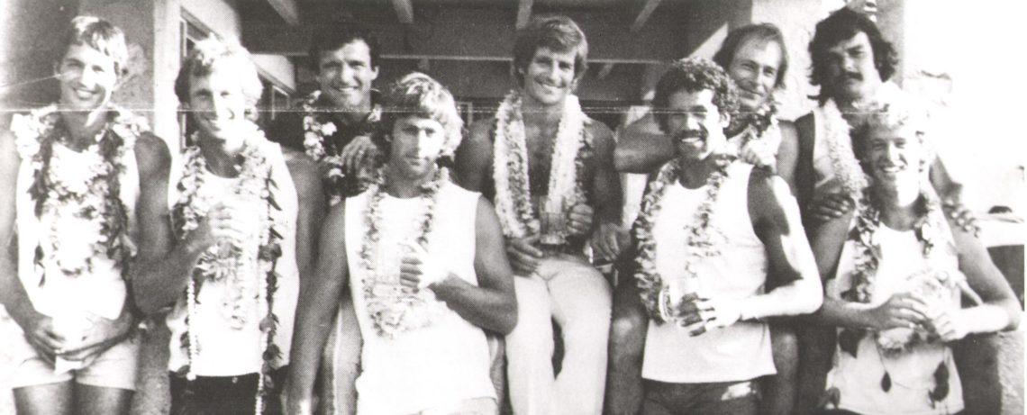 1975 Molokai-Oahu Winners