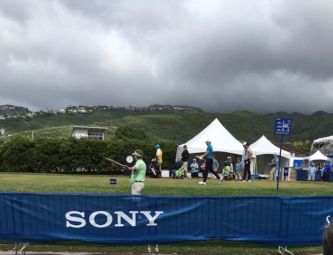 2020 Sony Open Hole 1