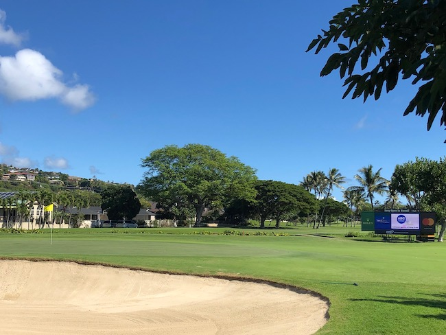 2021 Sony Open on Oahu